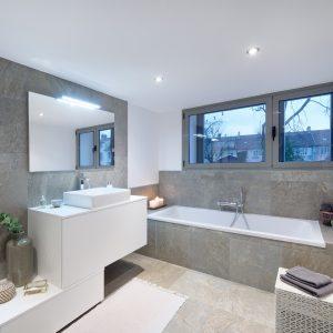 Loft La Manufacture - salle de bain